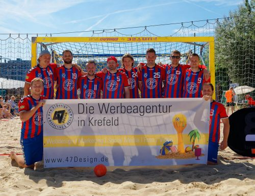 PM: Beachhandball: Krefelder Verein holt Bronze in Berlin